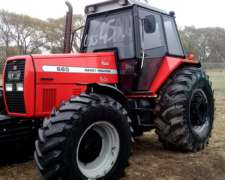 Tractor Massey Ferguson 660 - muy Buen Estado