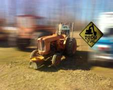 Tractor Fiat 431 3 Puntos Con Torre 2.5mt 1500kg Todo Vial