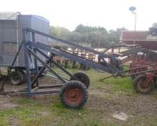 Elevador De Rollos El Rural Hidraulico