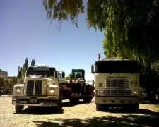 Transporte De Maquinaria Vial Transmeta