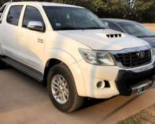 Camioneta Toyota Hilux SRV 3.0
