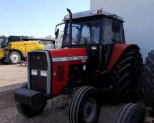 Mf 292 4x2, Mod 2003, 7000 HS, Cabina Cabimetal, T.f. Hidra.