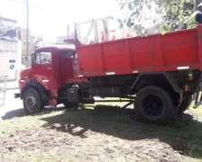 Alquilo Camion Volcador Con Chofer