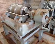 Decanter ,centrifuga Separadora de Solidos,o Desgomado