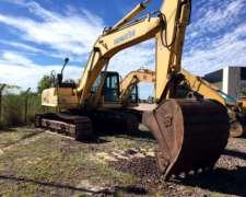 Excavadora Komatsu Pc 300 Lc-8