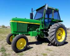 Johndeere 3530 Restaurado Impecable Cabina Nueva Tasa 0%