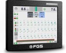 Monitor de Siembra y Cortes por Surcos Fgs(agrotax)