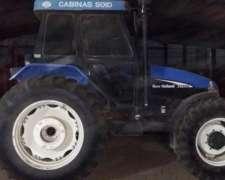 Tractor New Holland TS120 - Doble Traccion - año 2003 -
