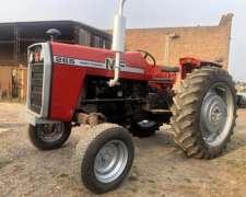 Massey Ferguson 265 año 1977 3 Puntos e Hidraulico