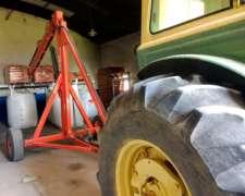 Tractor John Deere Modelo 4420.