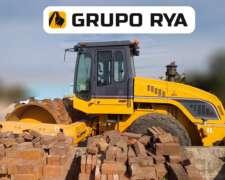 Compactador Lonking 514k // Grupo RYA