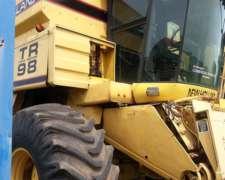 Cosechadora New Holland TR98 - año 1996