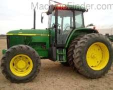 Tractor John Deere 7500 -buen Estado General - Mod 1997