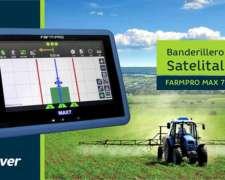 Banderillero Satelital Farmpro 7