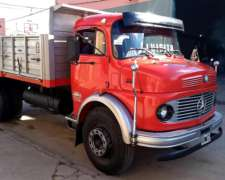 Camion Volcador Mercedes Benz 1114 Mecanica 1518