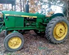 Tractor, John Deere 2420