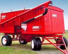 Tolva para Fertilizantes y Semillas 13 M3 - Ombu