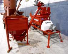 Moledora Mezcladora Fija Electrica Pirro JP 2000-e