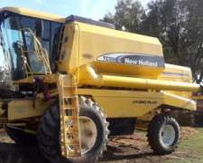 New Holland TC 59 - año 2004 - 23 PIE