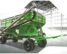 Tolva Semillas Y Fertilizantes 22.000 L. / 18 Tt. Montecor