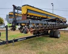 Sembradora Brioschi Autotrailer de 20 Surcos a 52.5 CM.