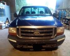 Camioneta Ford F100 Duty
