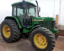 Tractor John Deere 6405- DT- año 2005- muy Bueno