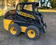 Minicargadora New Holland L218 2013 2171 Horas