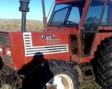 Tractor Fiat 780 Doble Tracción, Tres Arroyos