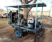 Generador Monofásico y Trifásico