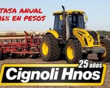 Pauny Audaz 2200 VDE Cignoli Hnos ,disponible.