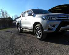 Toyota Hilux Srx 4x4 A.t Numero 2616187400
