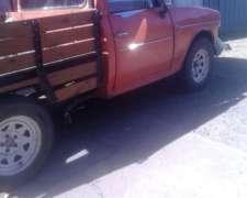 Rastrojero Diesel Con Motor Indenor