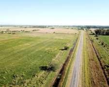 93 Has Agrícolas Suelo 3 Arroyo Aguiar (sobre Ruta Rp2)