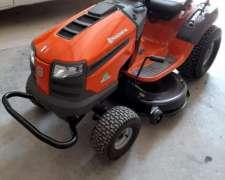Tractor Parquero Husqvarna 18 HP