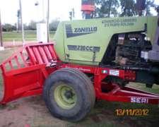 Pala Frontal de 2.60 Mts para Aplicar a Tractor