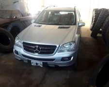 Mercedes Benz Ml 320 Cdi