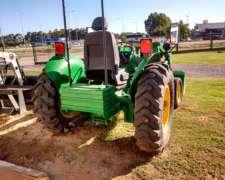 Tractor John Deere 445 Con Pala Frontal