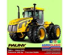 Tractor Pauny 500 C