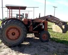 Tractor Fiat 60 con Pala.