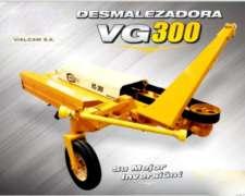 Cortahileradoras a Correa Grosspal Hileradora VG 300