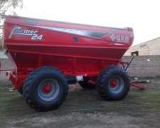 Tolva Autodescargable Gea Modelo Farmer 20 Tt-24 Tt -28 Tt