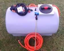 Equipo Pulverizador Portatil para Manchoneo 12 VOL 250 Lts
