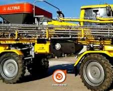 Fertilizadora / Sembradora Neumática Altina. Como Nueva