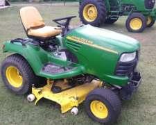 Tractor de Jardín John Deere X495, año 2003
