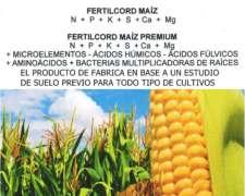 Vendo Fertilizantes Fertil Cord