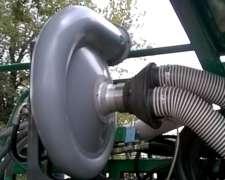 Turbina TIM Eficiencia y Rendimiento P/ Semb Neumaticas
