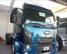Ford Cargo 1722/37 2013
