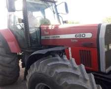Tractor Massey Ferguson 680 - Excelente Estado