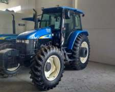 New Holland TS 6020 Cabina Original Excelente